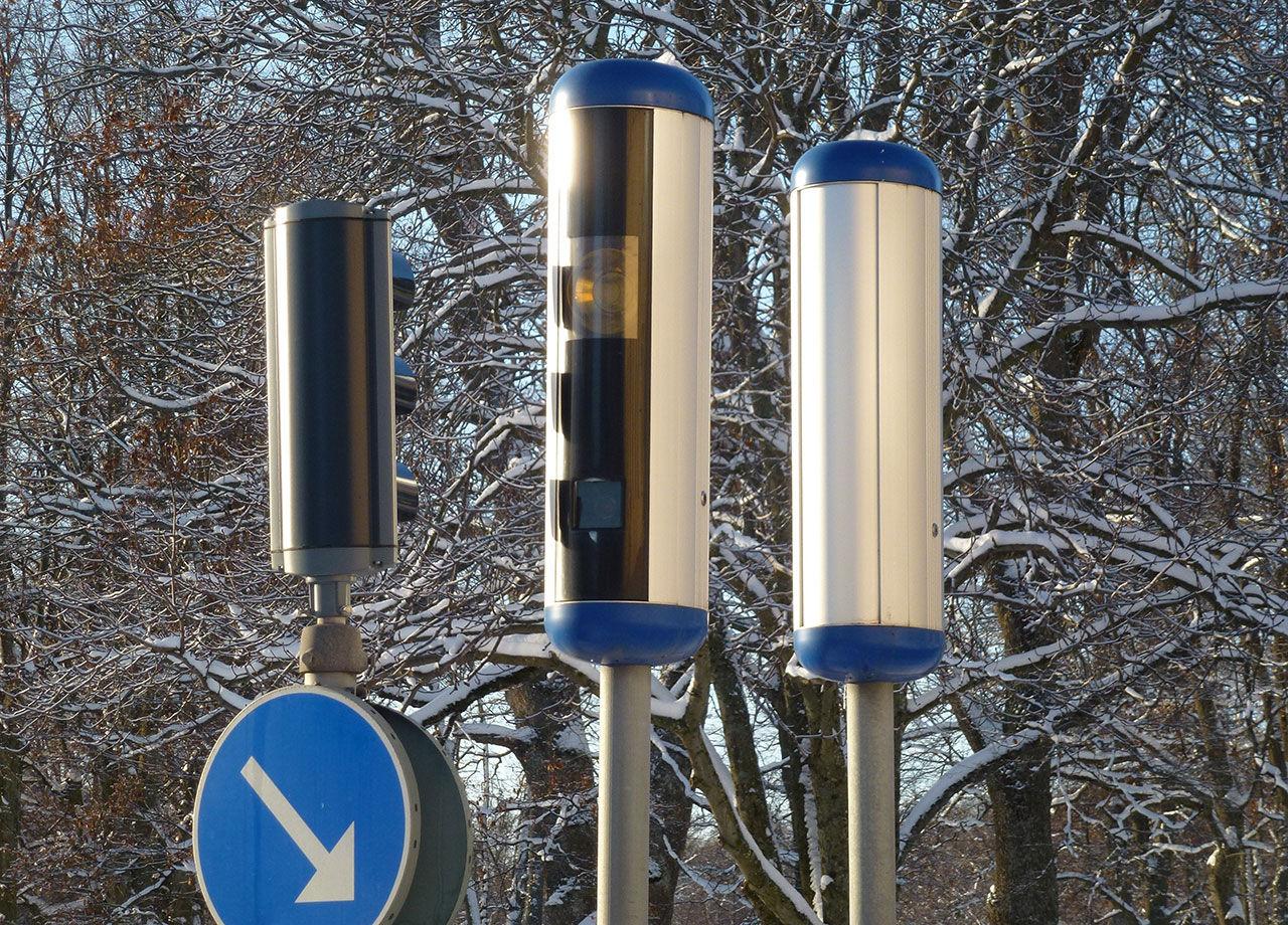 Fler fartkameror sätts upp i Sverige