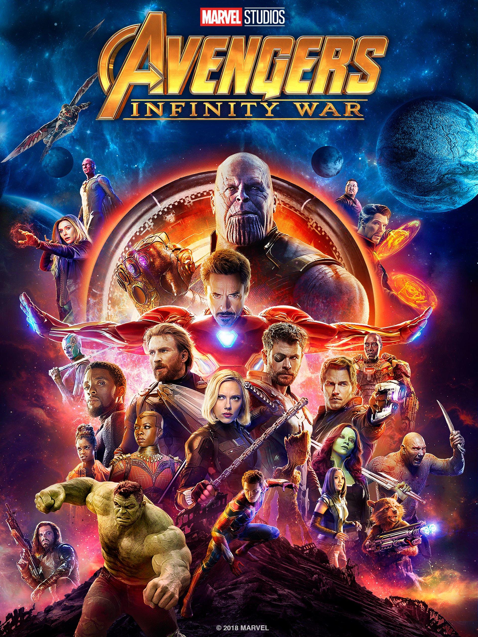 Netflix Infinity War
