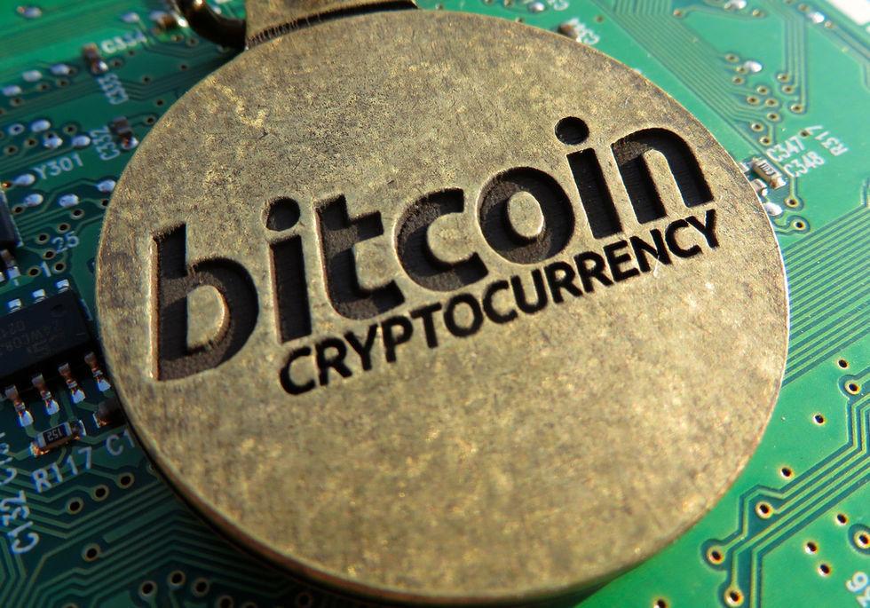 Bitcoin i fritt fall