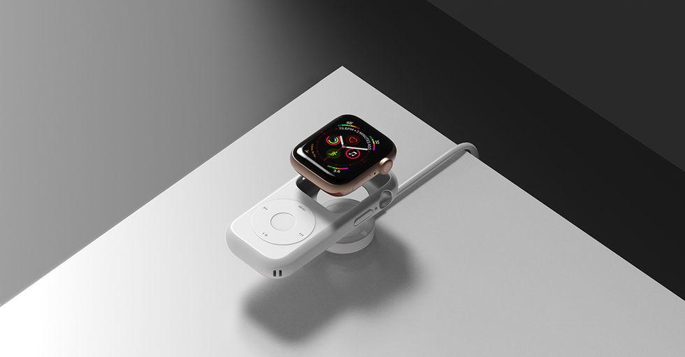 Gör om Apple Watch till en iPod Nano