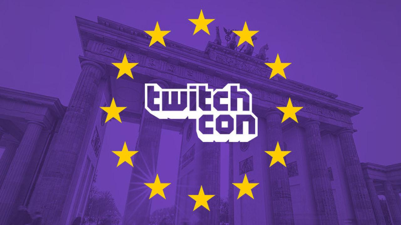 TwitchCon kommer till Berlin