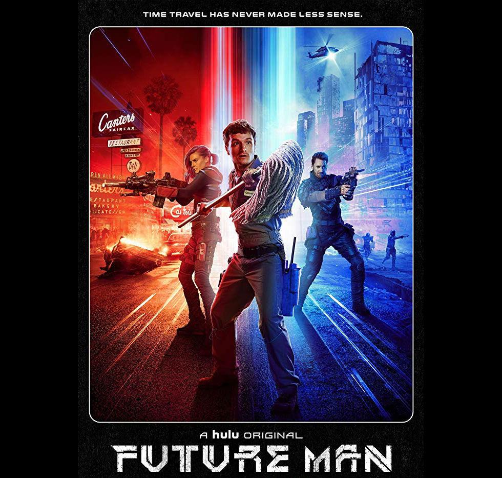 Trailer till andra säsongen av Future Man