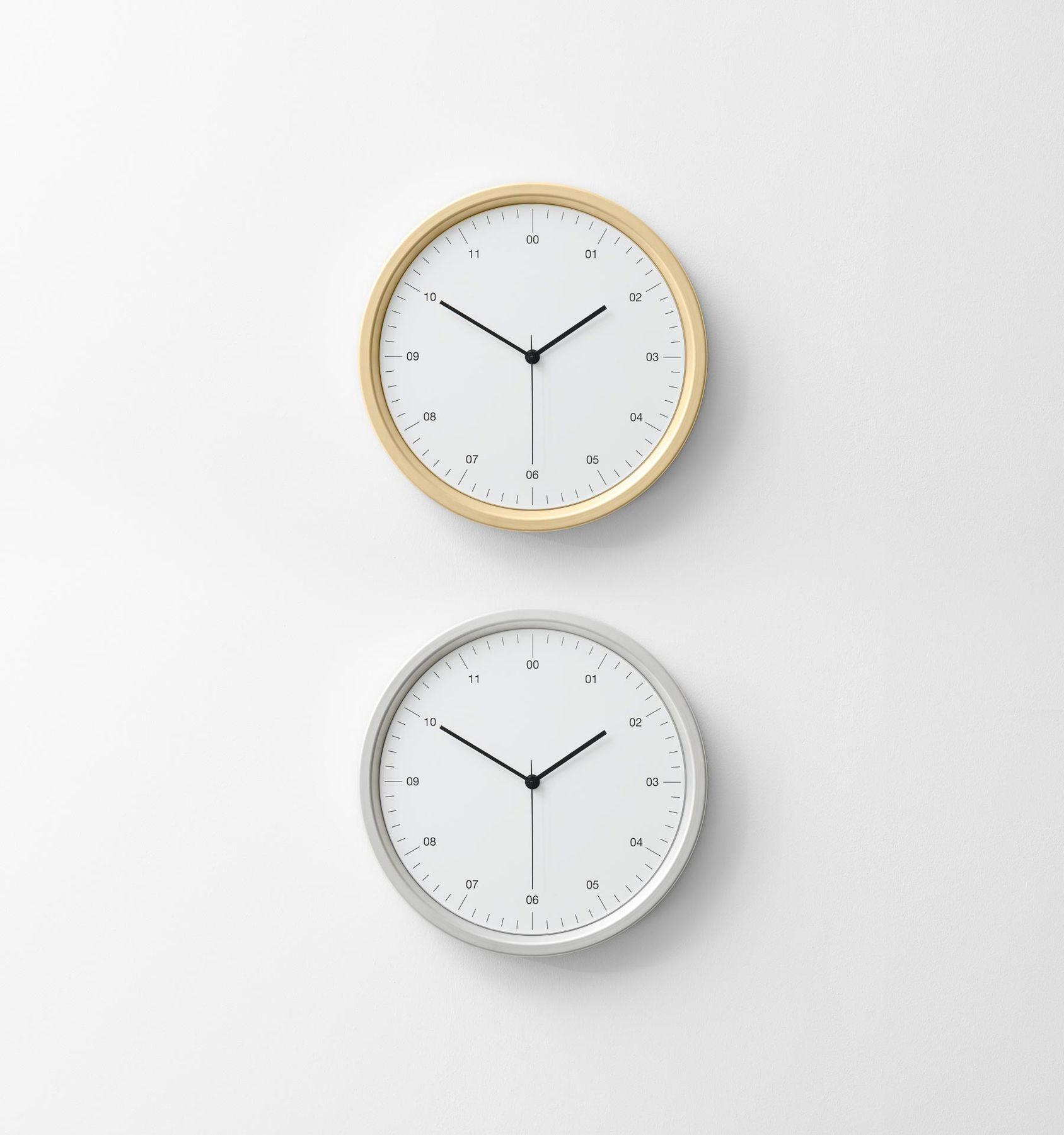 Stilrena klockor med liten twist