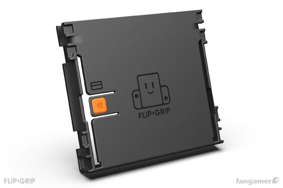 Uppackning av Nintendo Switch-kontrollen Flip Grip