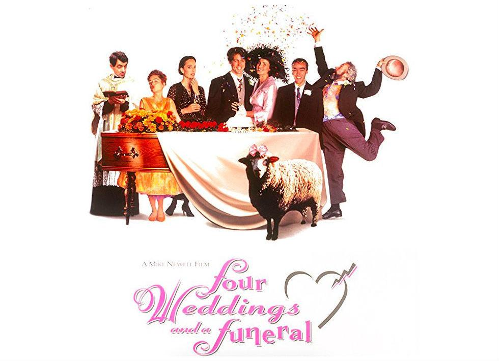 Fyra bröllop och en begravning blir tv-serie