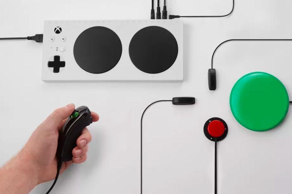 Microsoft kör julreklam med Xbox Adaptive Controller