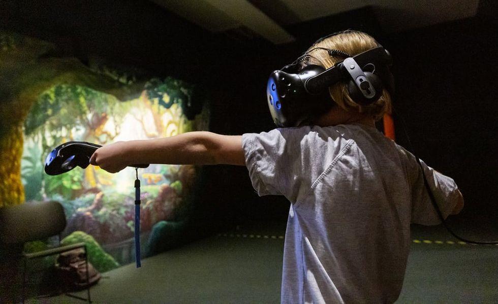 Spelhelg med djurtema på Tekniska Museet
