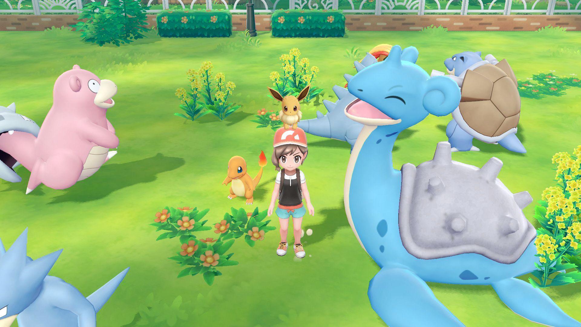 Pokémon Let's Go snabbast säljande Switch-spelen någonsin