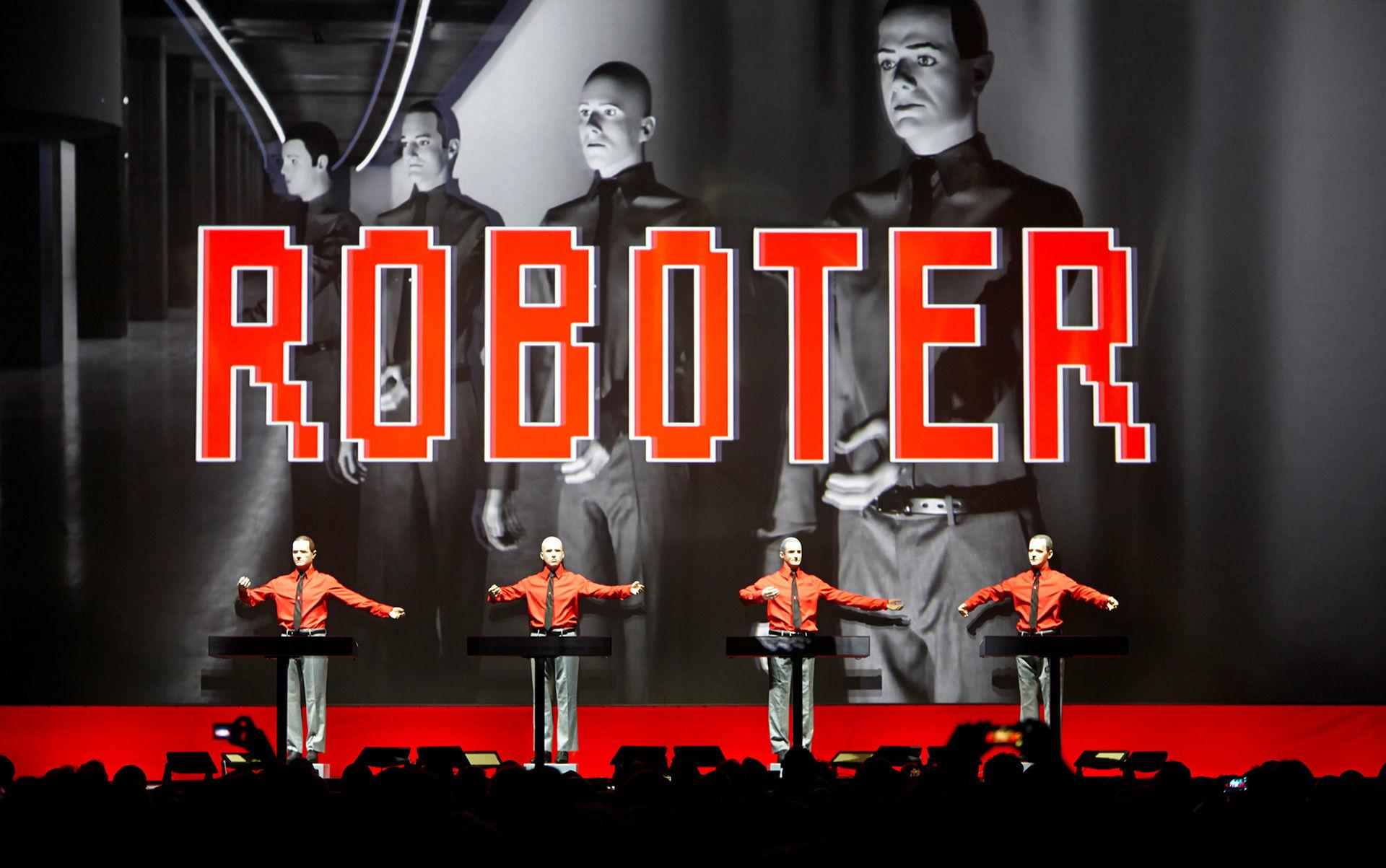 Kraftwerk spelar på Liseberg nästa sommar