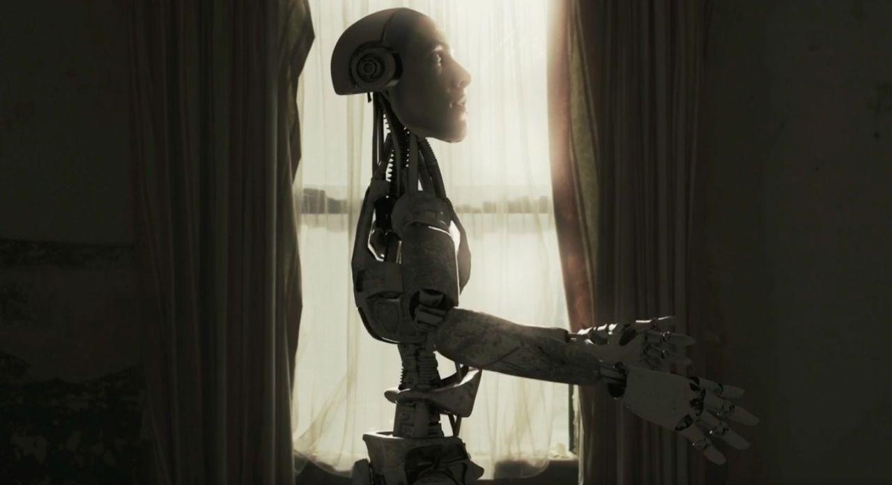 SVT har börjat sända tv-serie om AI