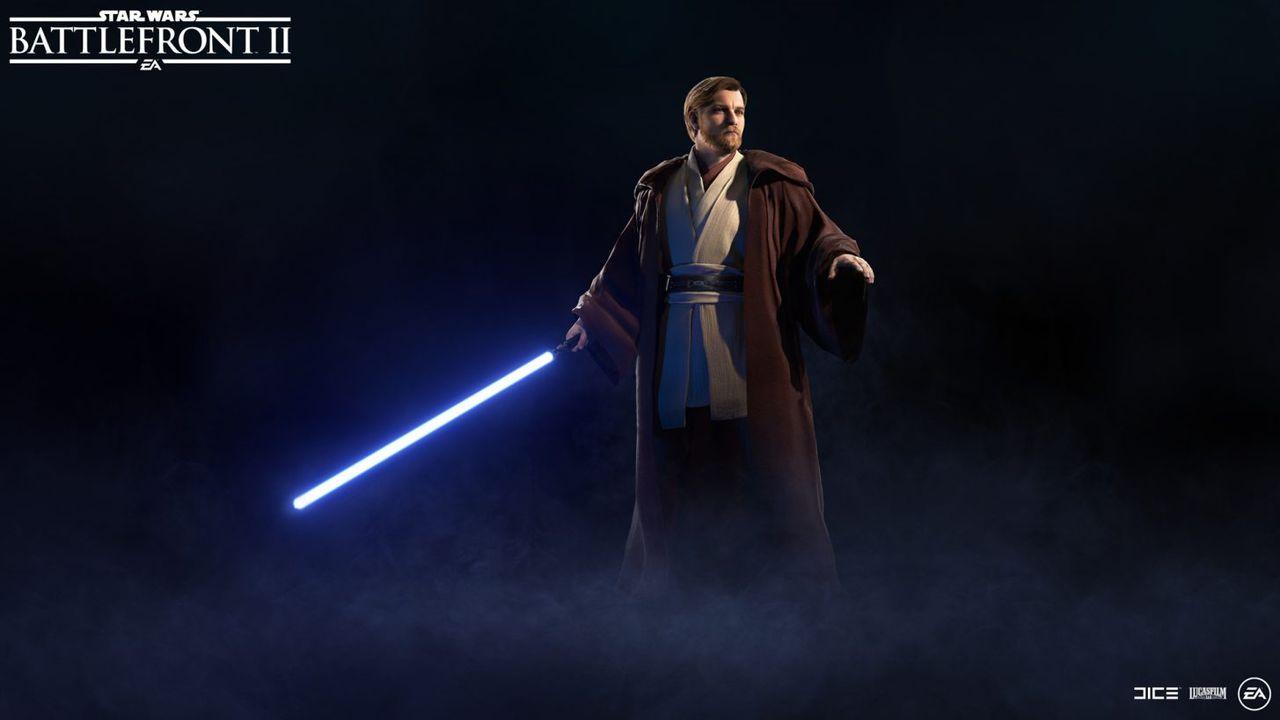 Obi-Wan Kenobi blir spelbar i Battlefront 2 i veckan