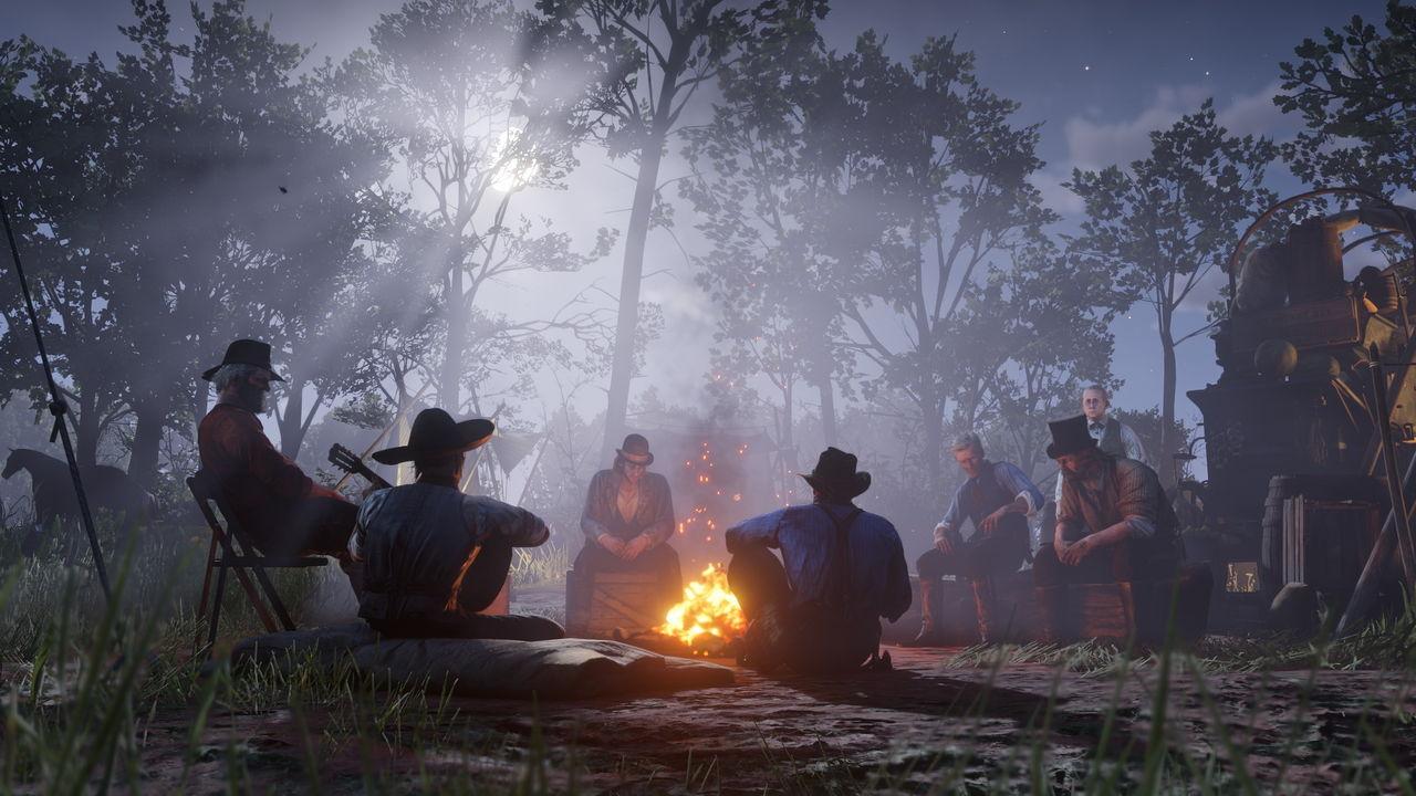 Red Dead Online-läcka hintar om Battle Royale-läge