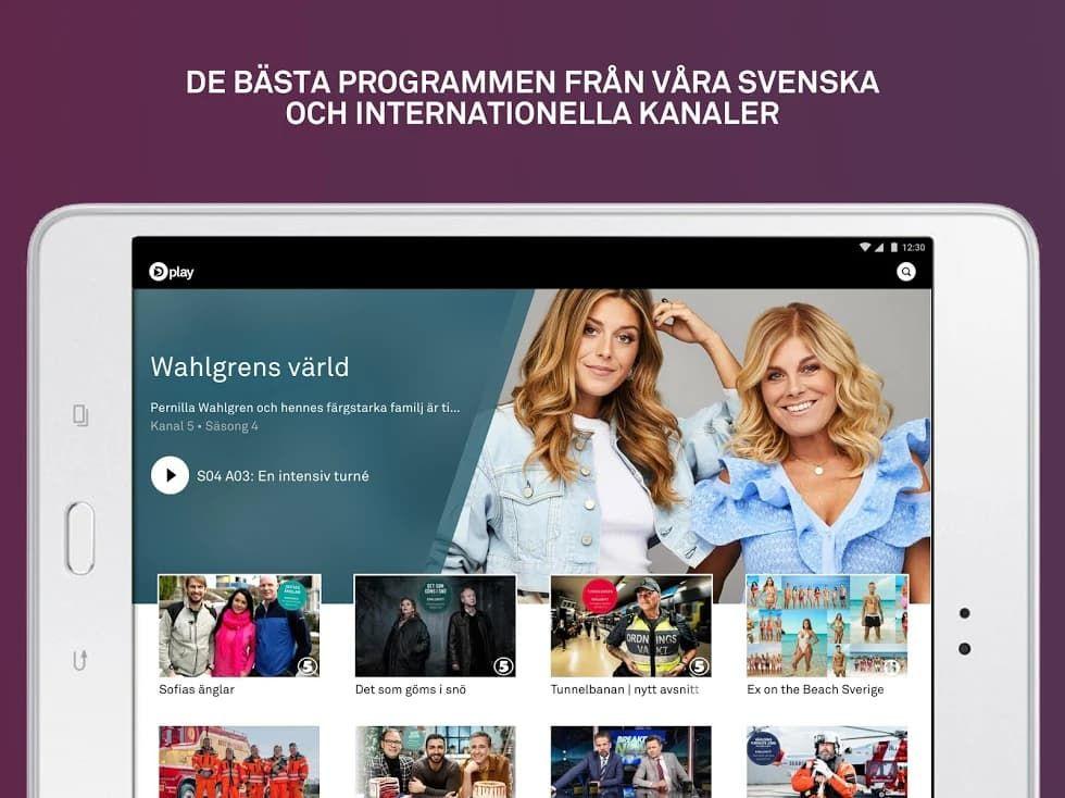 Nu finns DPlay till Android TV