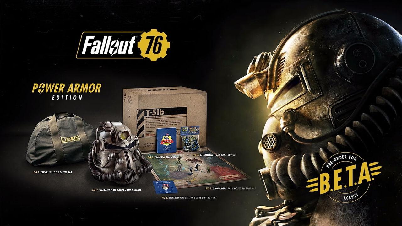Fallout 76 Power Armor-köpare besvikna på Bethesda