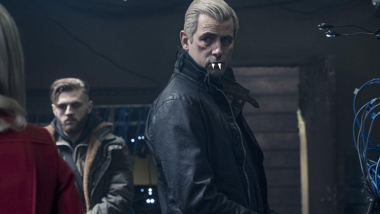 Danska Claes Bang blir Dracula