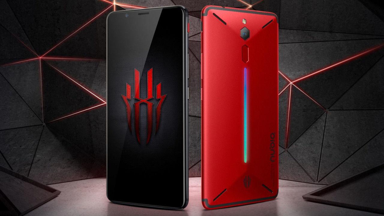 Nubia presenterar gamingluren Red Magic Mars
