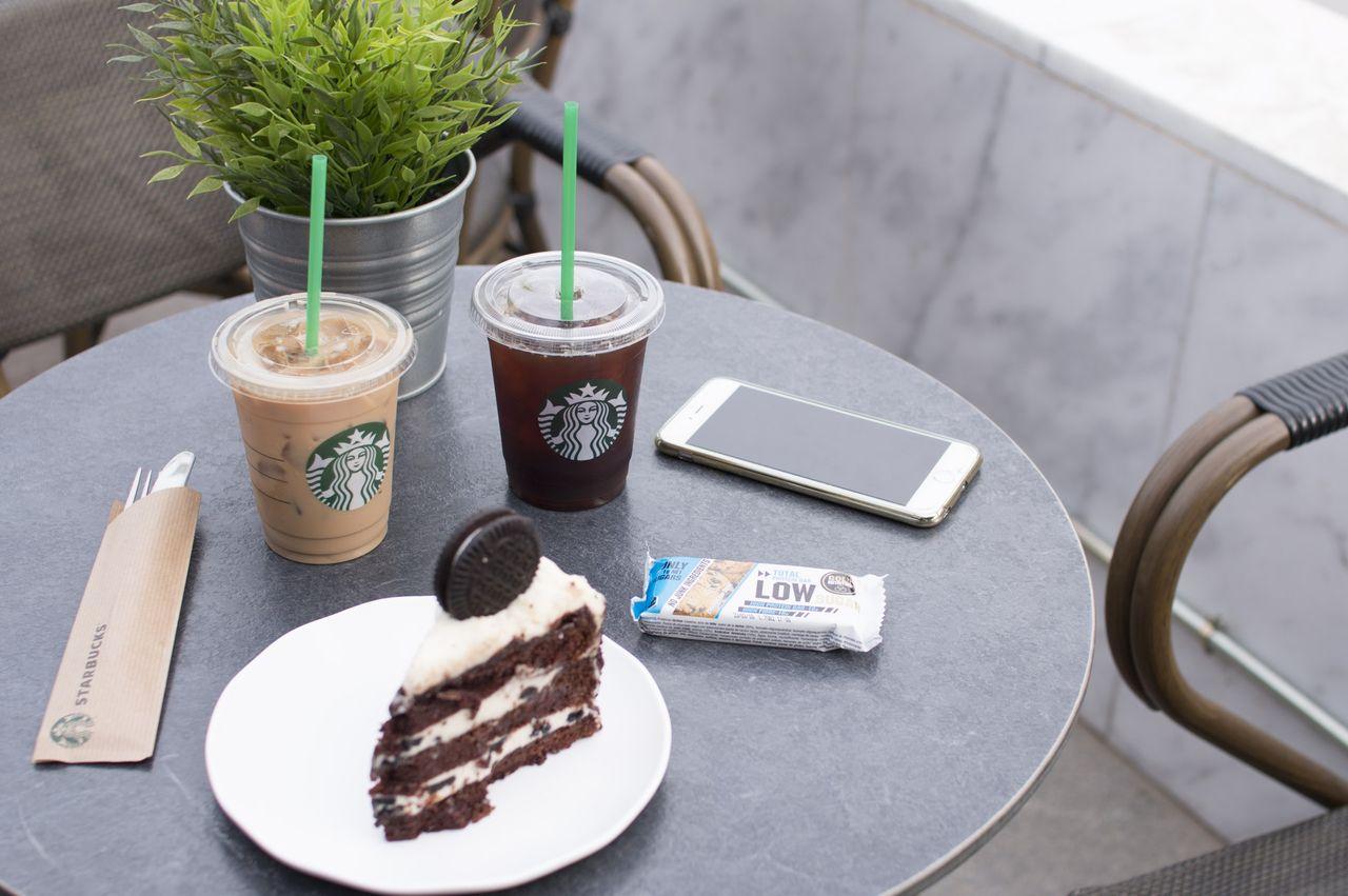 Snart är det slutporrat på Starbucks