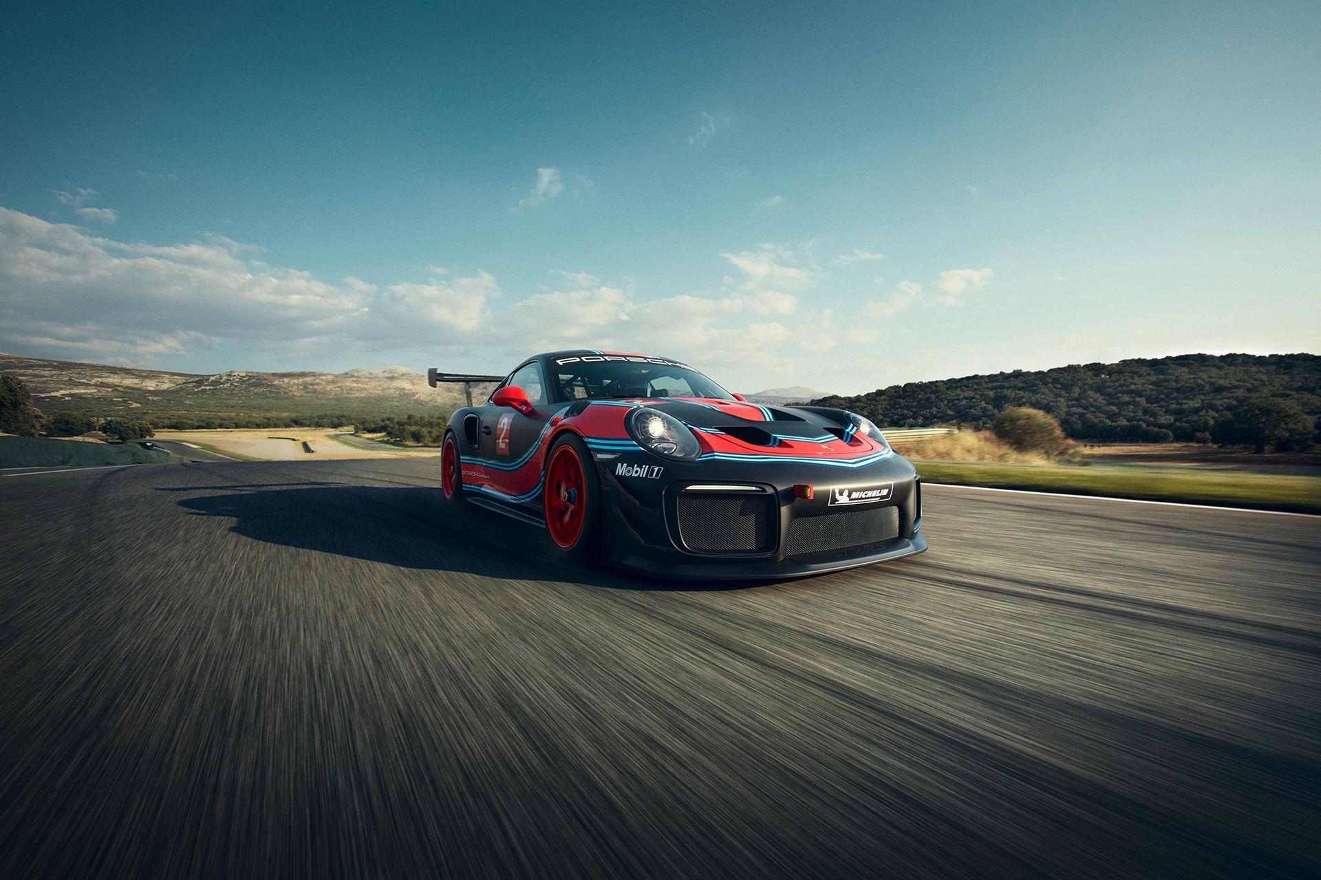 Porsche 911 GT2 RS nu i Clubsport-utförande