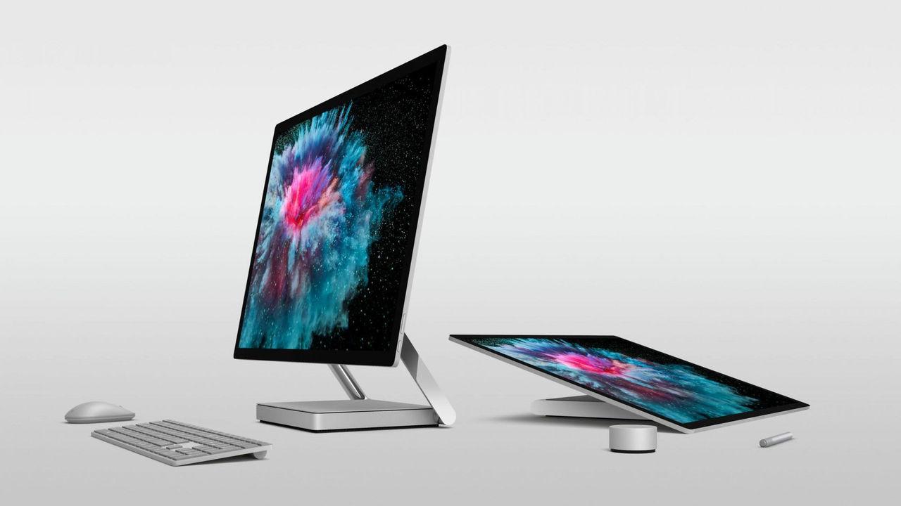 Microsoft ryktas släppa Surface Studio-skärm 2020