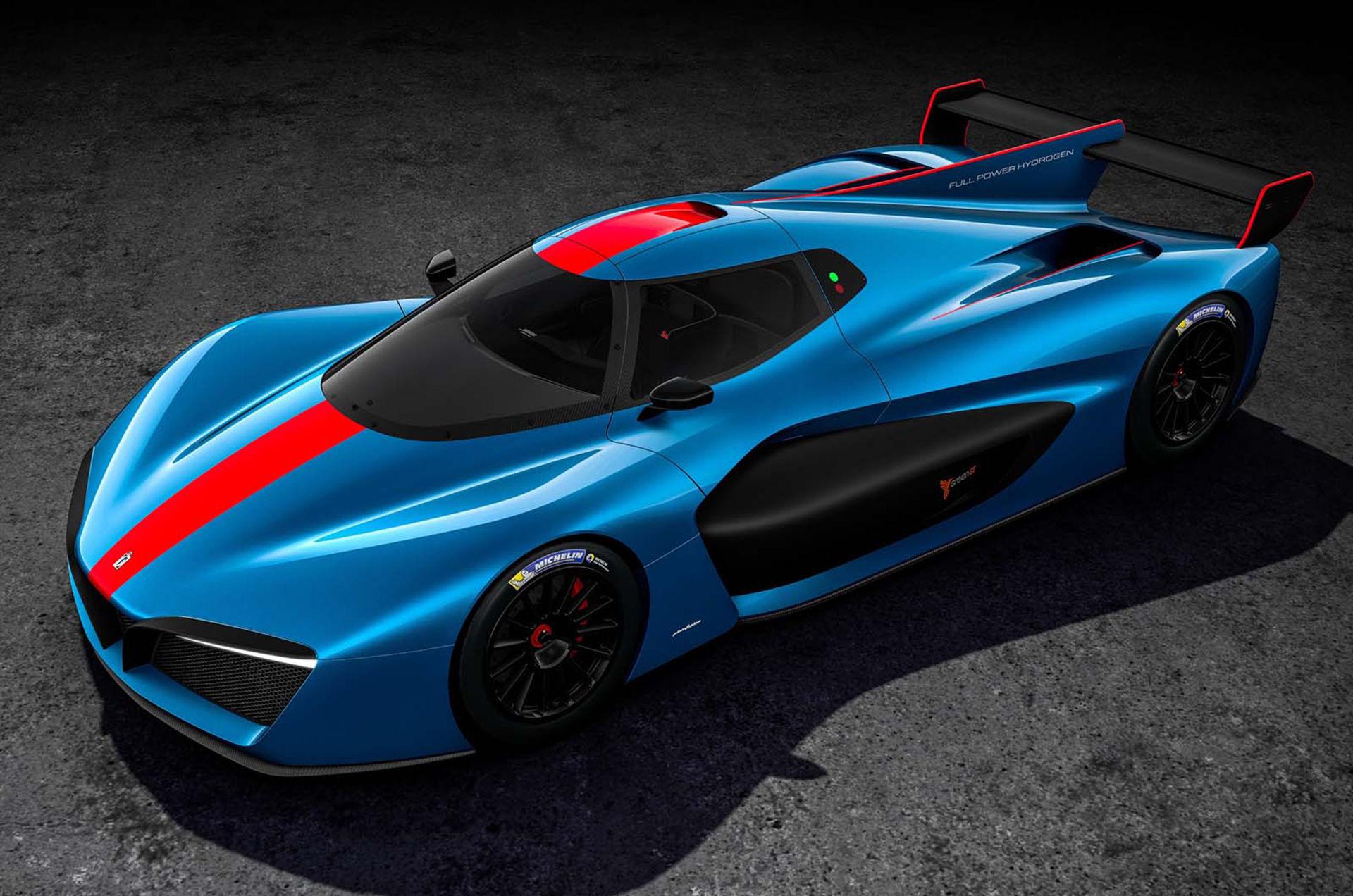 Pininfarina PF0 kommer att bli världens starkaste bil