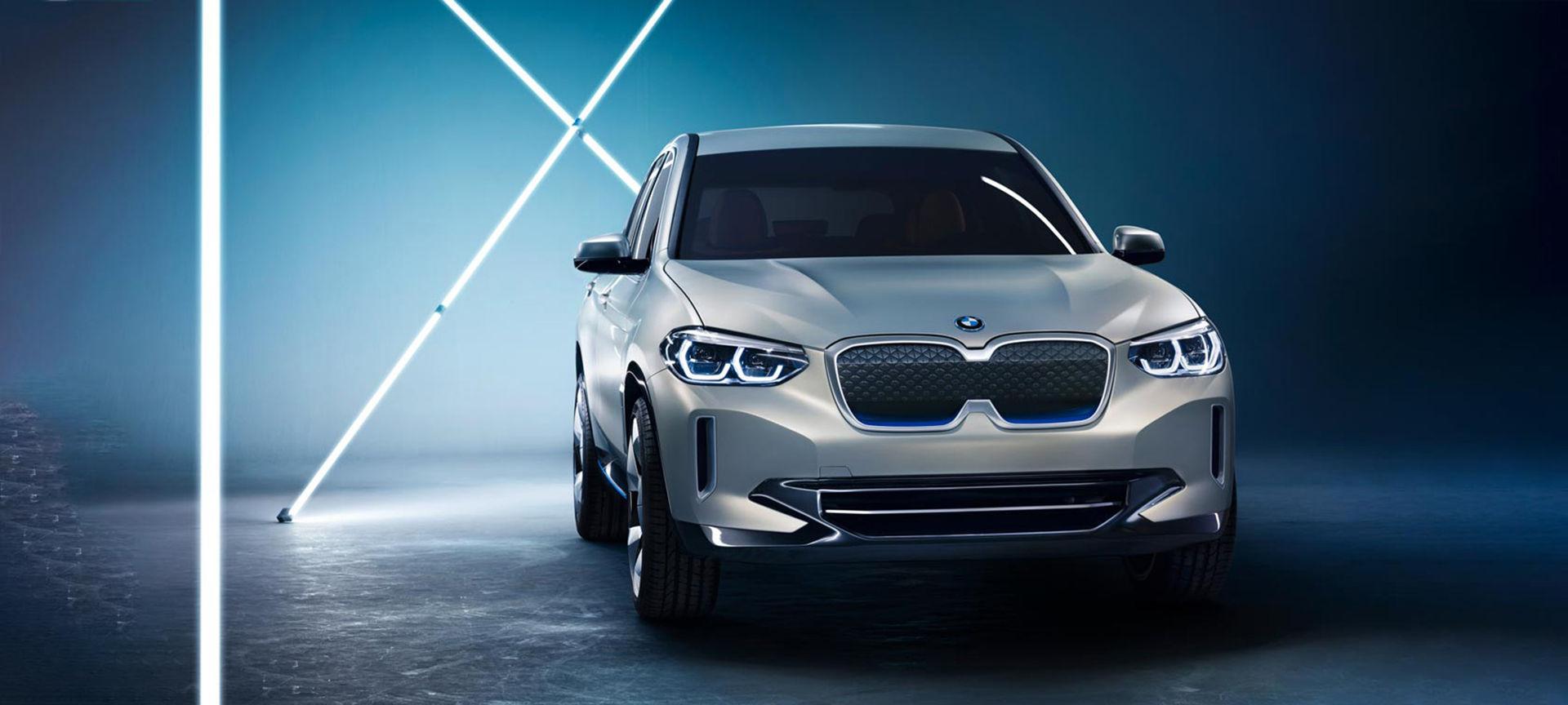 Nu går det att förhandsboka BMW:s eldrivna iX3