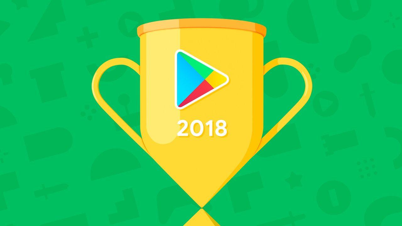 Google listar årets bästa appar och spel