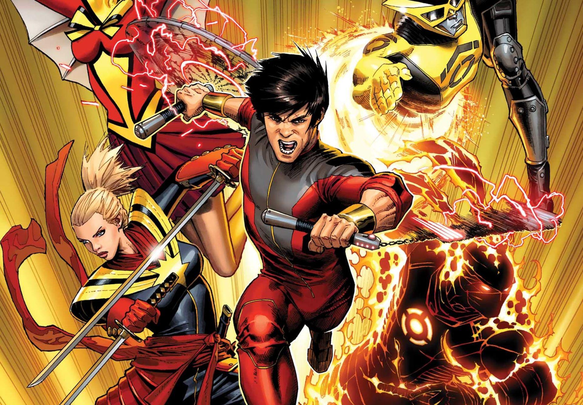 Marvel ska filmatisera Shang-Chi