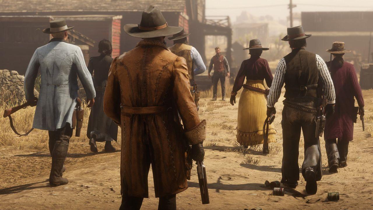 Rockstar kommer justera ekonomin i Red Dead Online