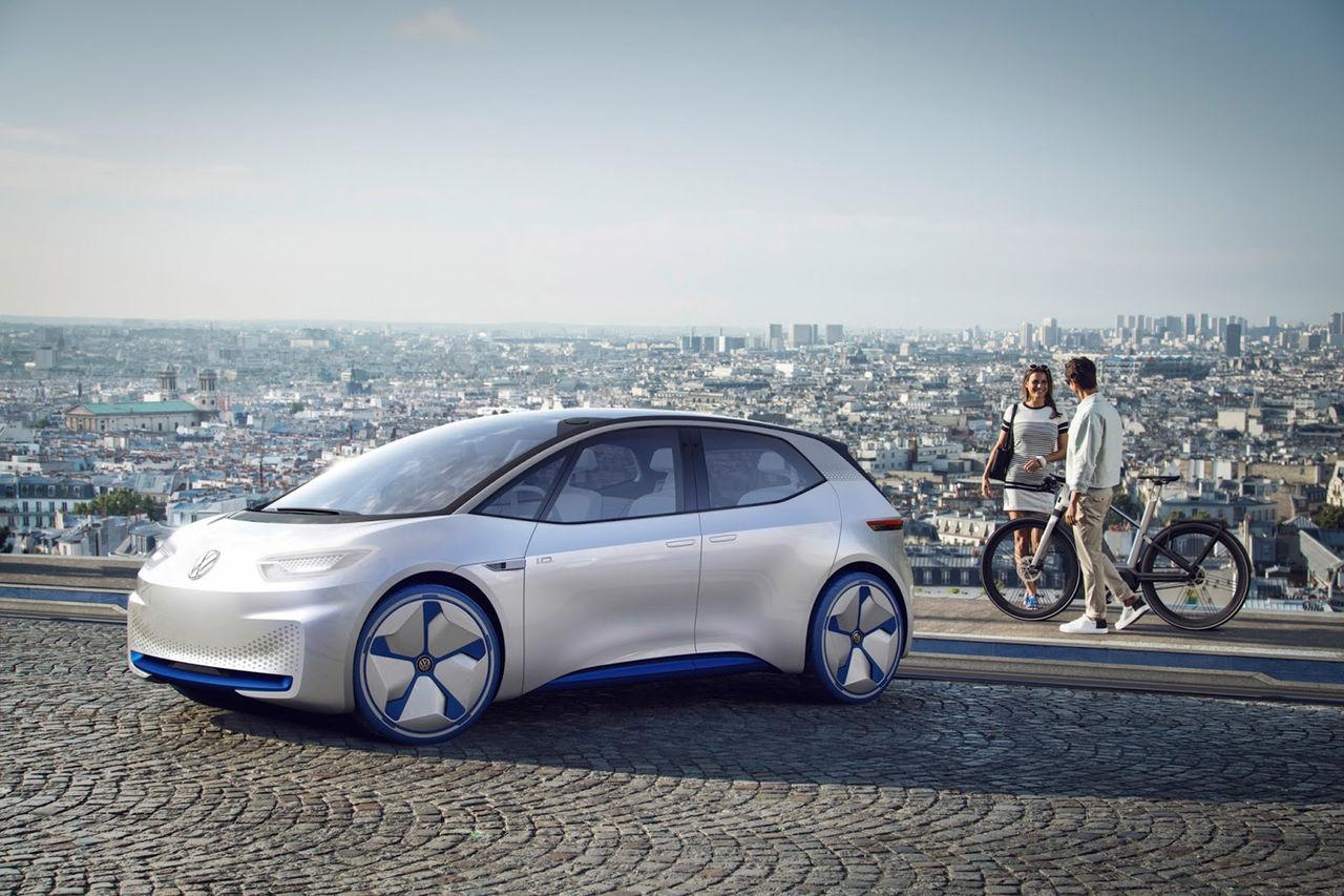 Elbilar kan vara slutet för framhjulsdrift enligt Volkswagen
