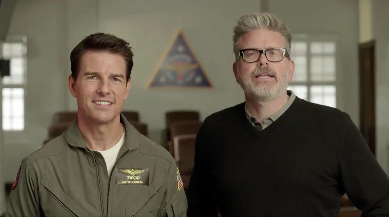 Tom Cruise vill göra din tv bättre