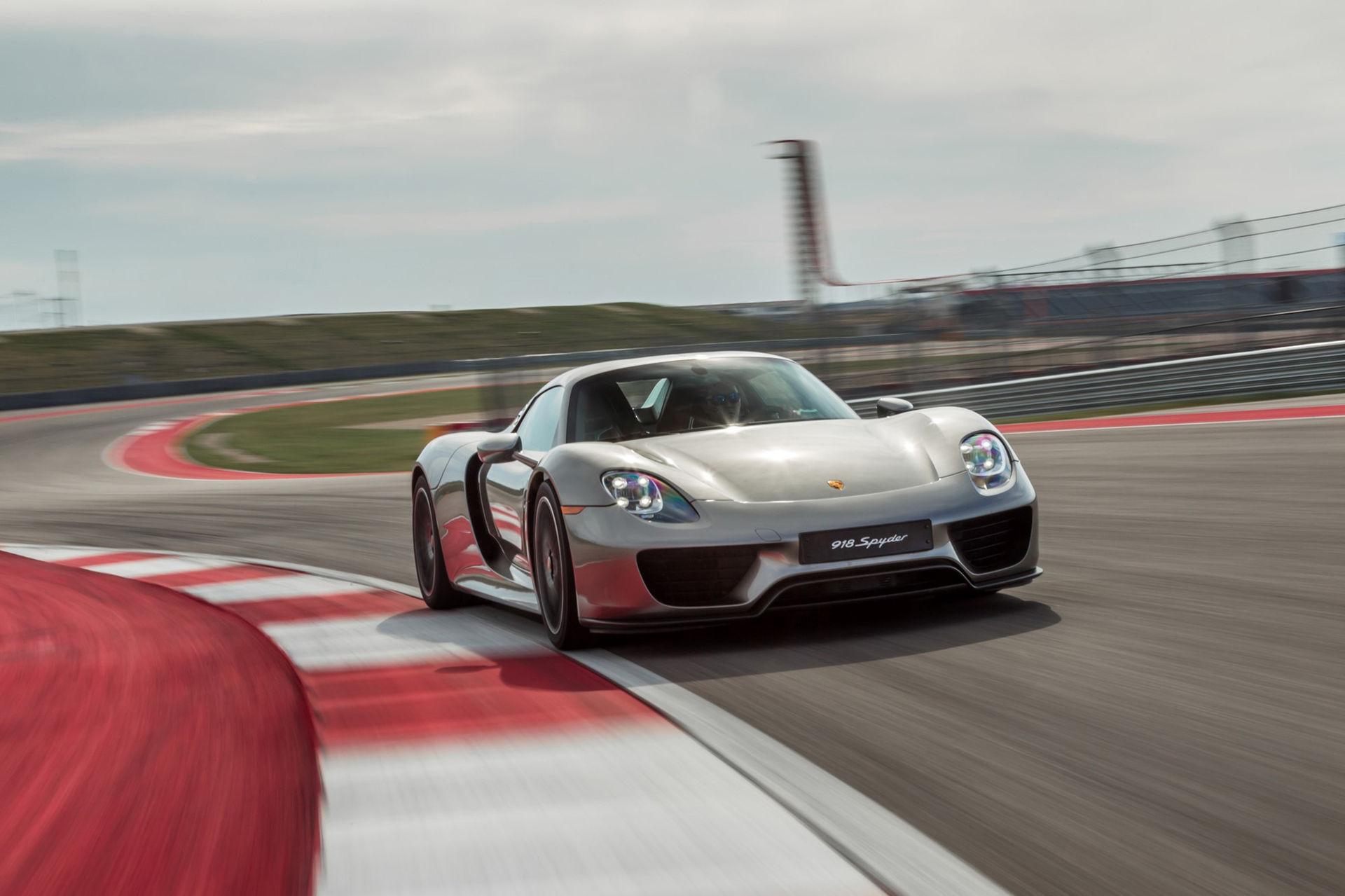 Porsches nästa superbil ska klara Ringen på 6:30