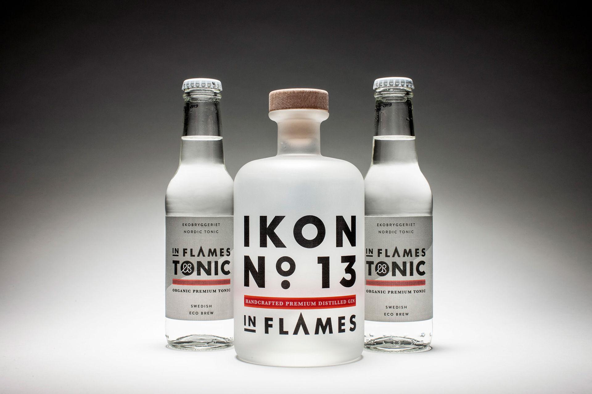 Ny gin från In Flames