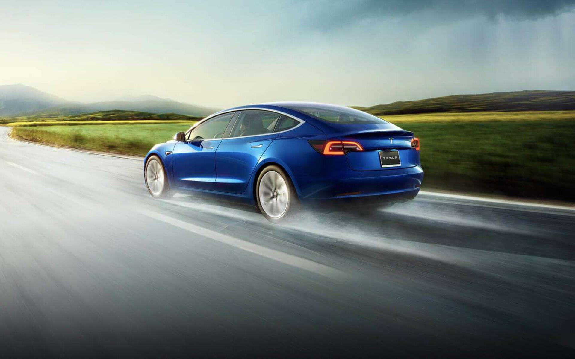 Tesla Model 3 kostar från 650.200 kronor