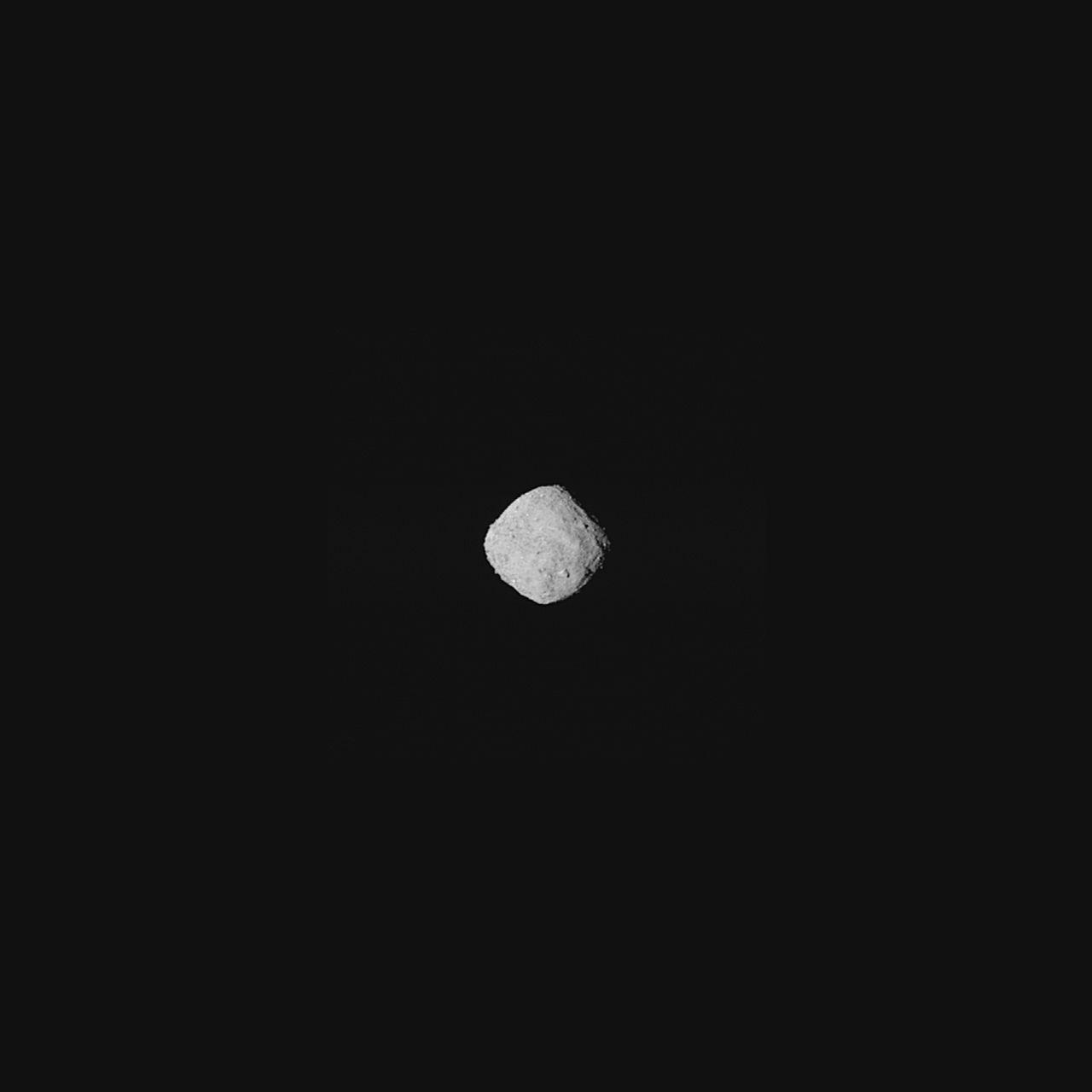 Nu är NASA:s asteroidjagare framme vid Bennu