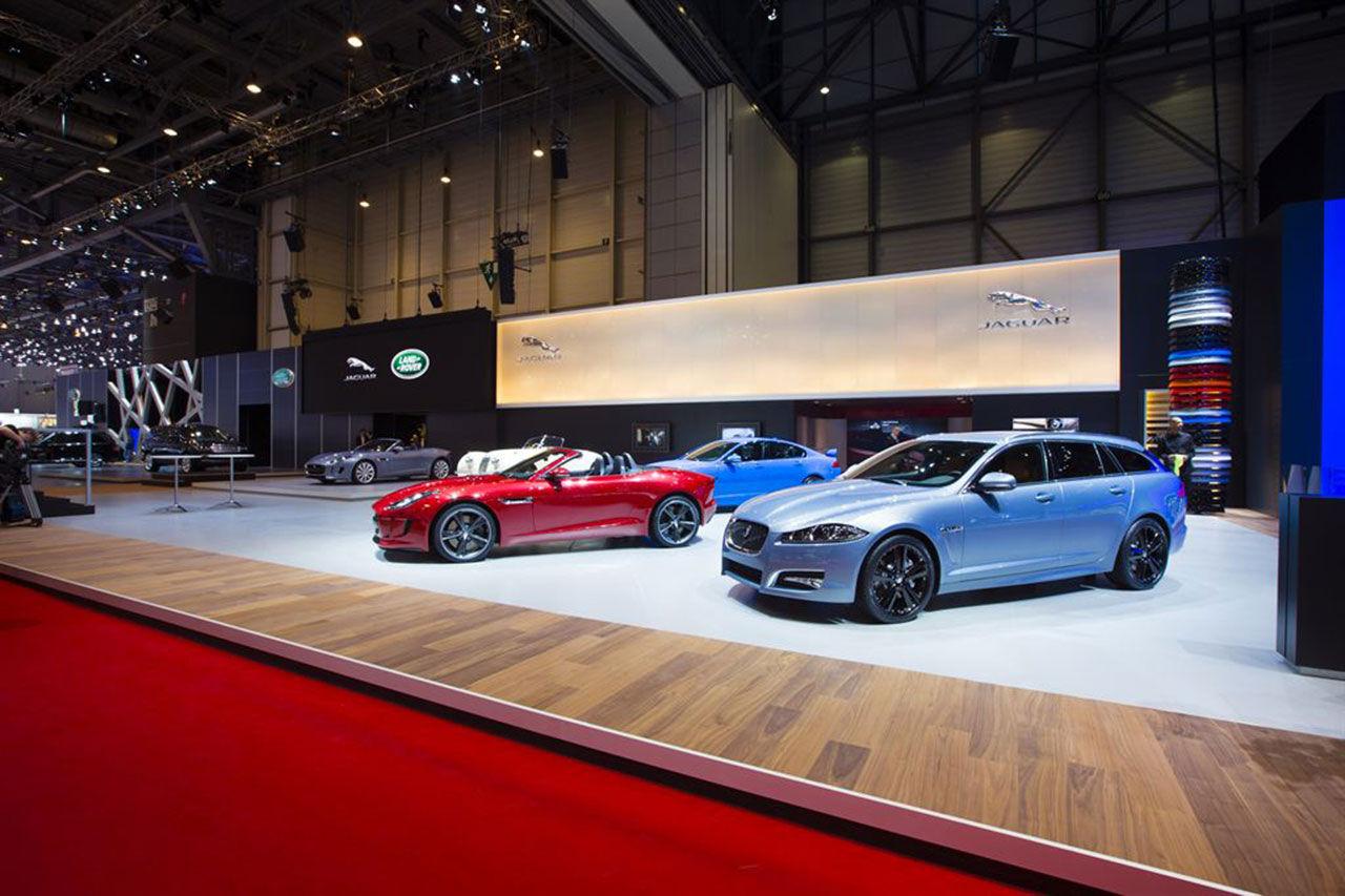 Jaguar måste spara pengar - skippar Genève