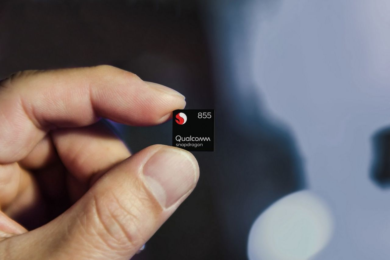 Qualcomm presenterar Snapdragon 855
