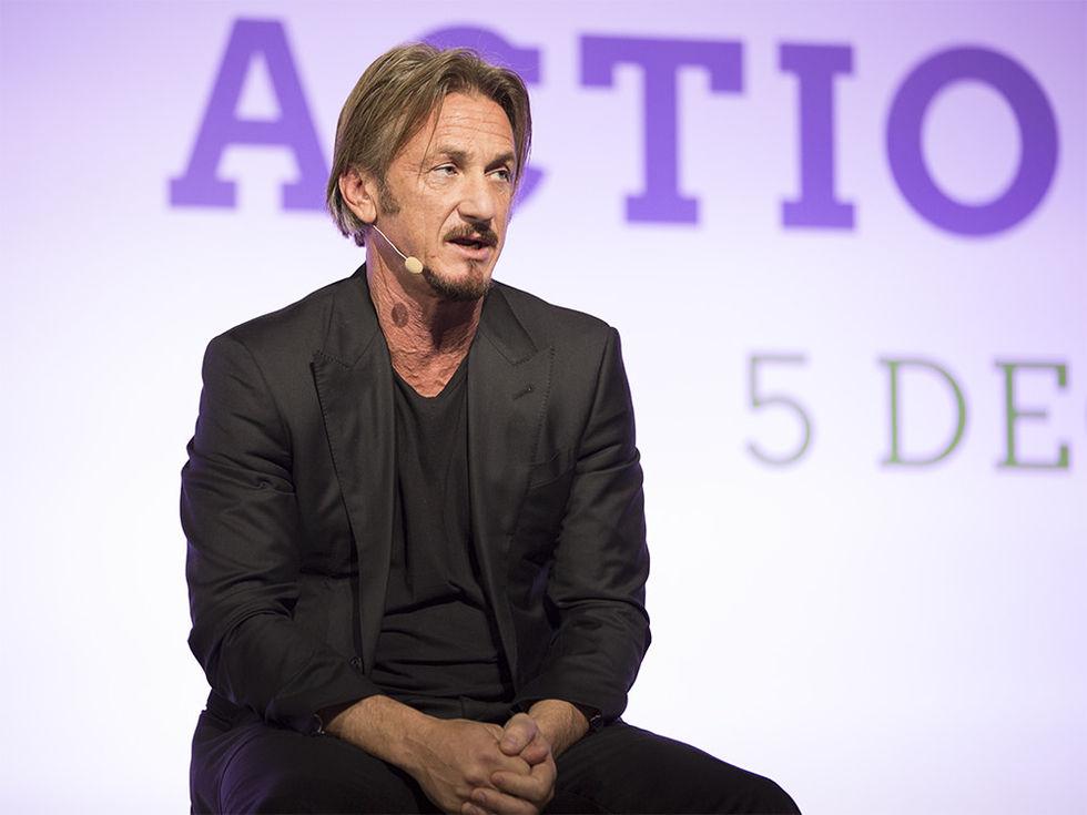 Sean Penn gör dokumentär om mordet på Jamal Khasoggi