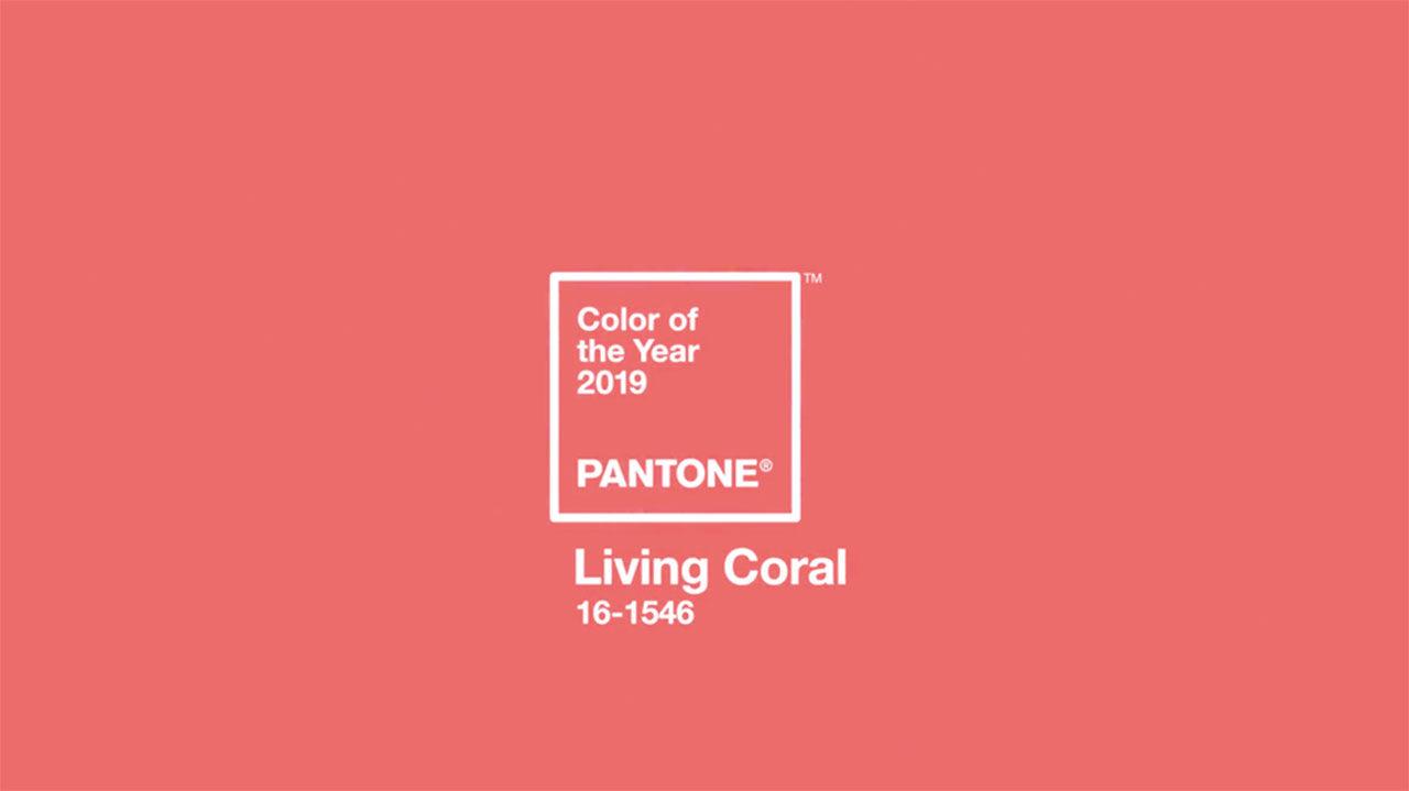 Det här är Pantones färg för 2019
