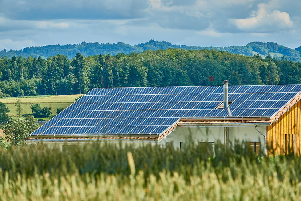 Nybyggda hus i Kalifornien måste ha solceller på taket