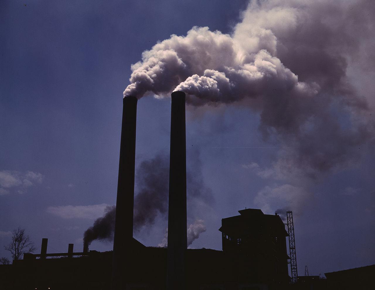Koldioxidutsläppen högre än någonsin tidigare