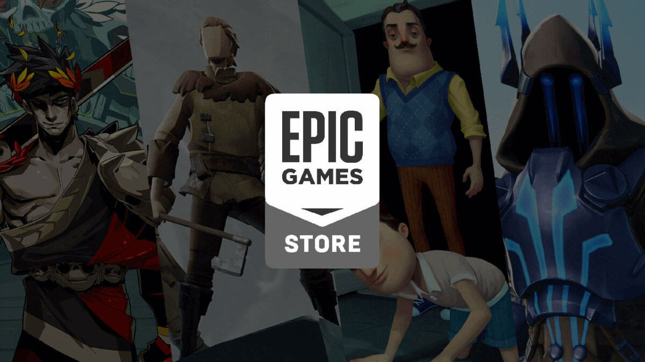 Epic Games slår upp portarna för sin spelbutik