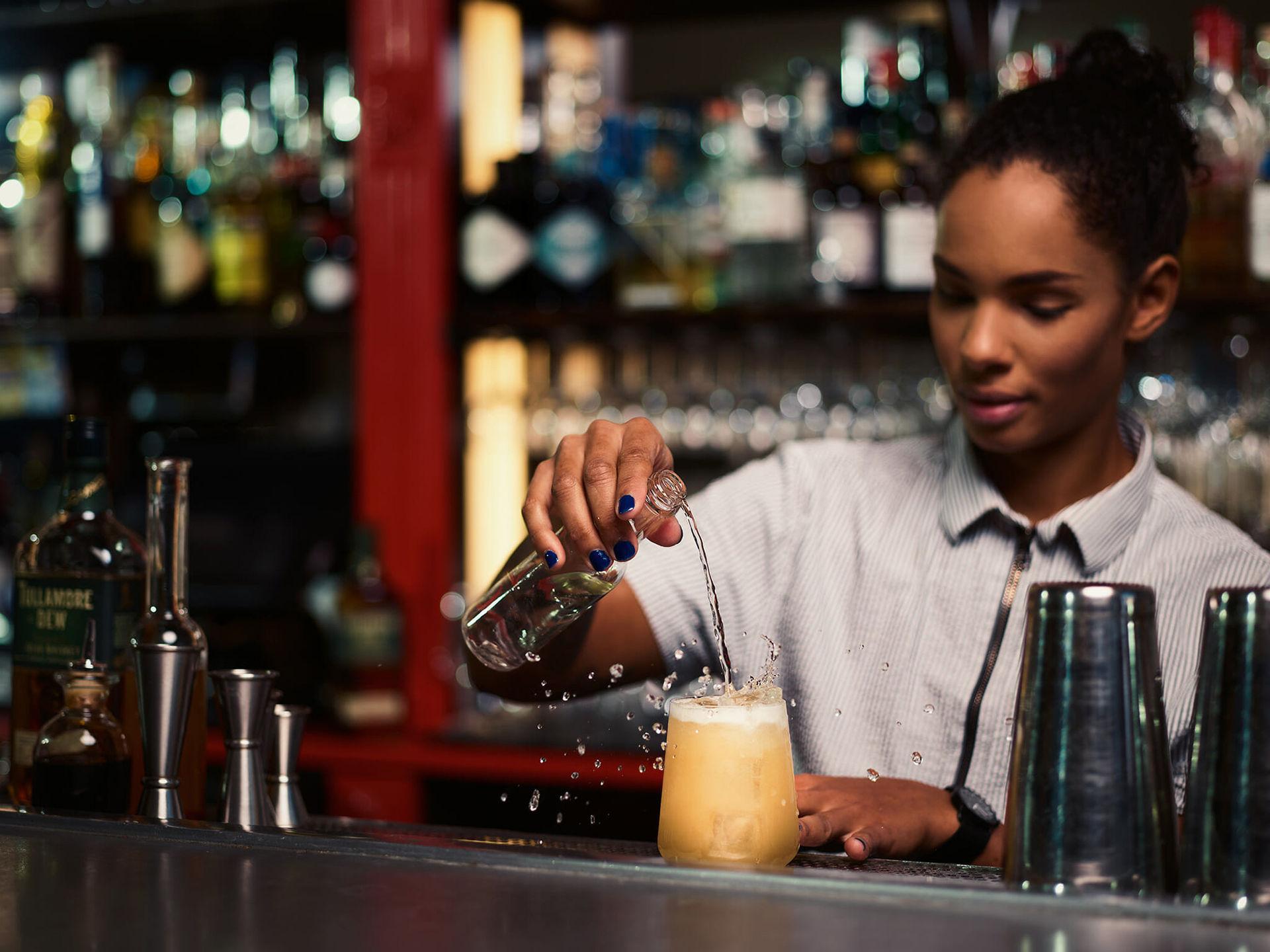 Tullamore har tagit fram en Hen-drink