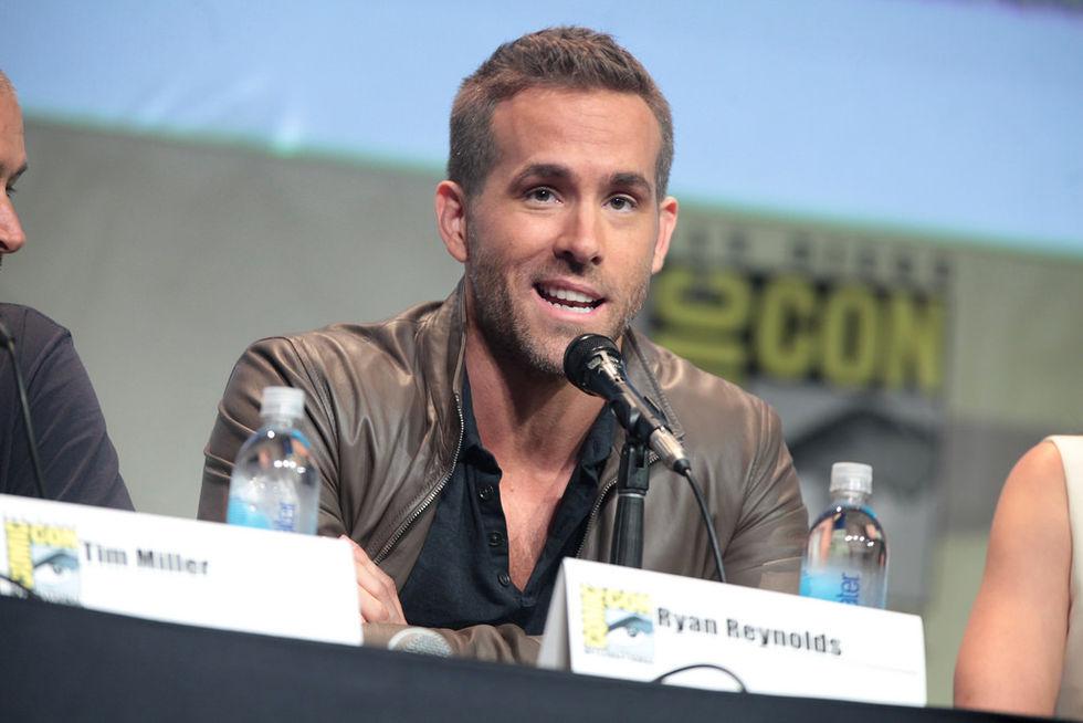 Ryan Reynolds gör film vars manus baseras på en Reddit-historia
