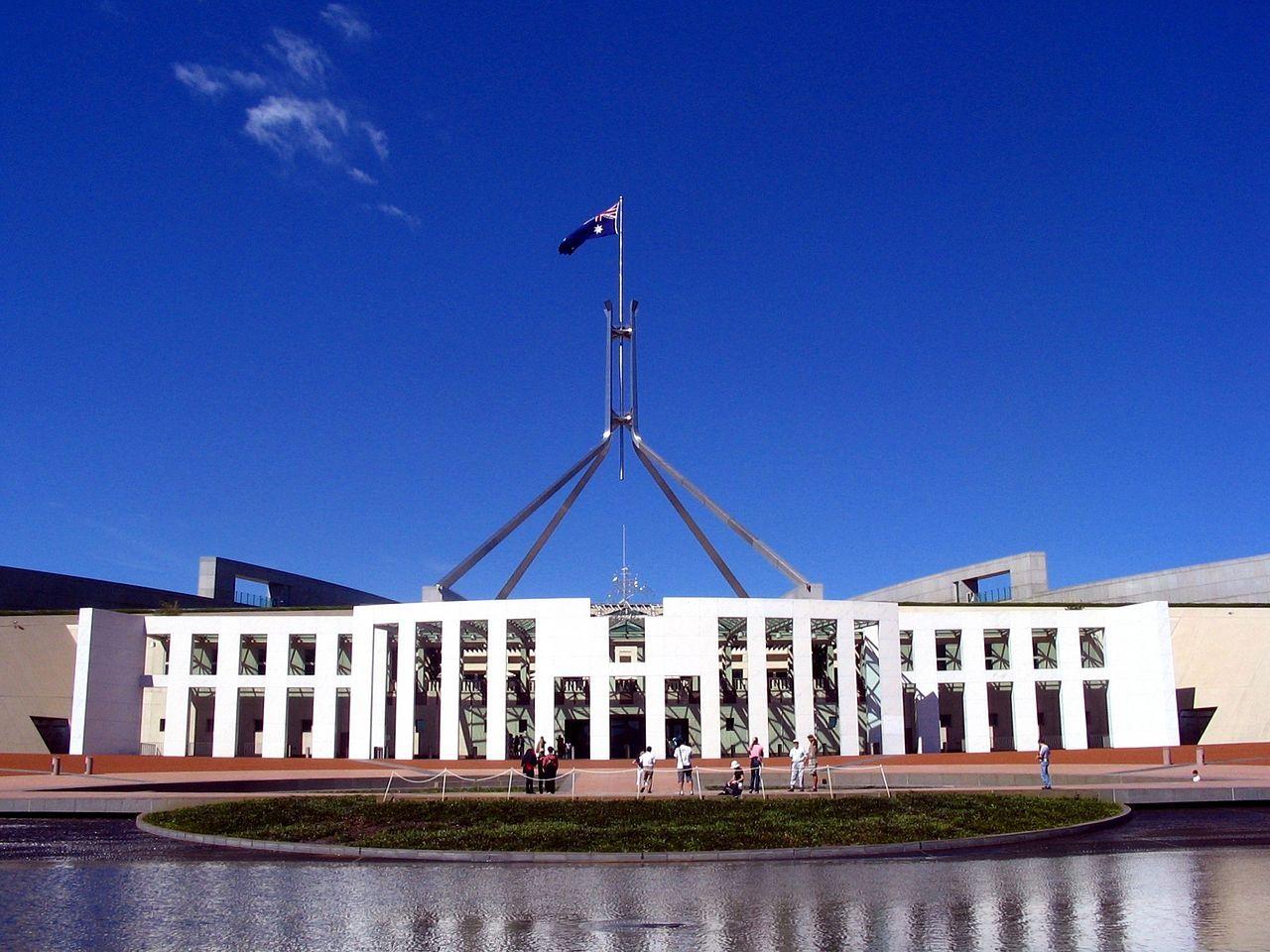 Australien lagstiftar mot kryptering av data
