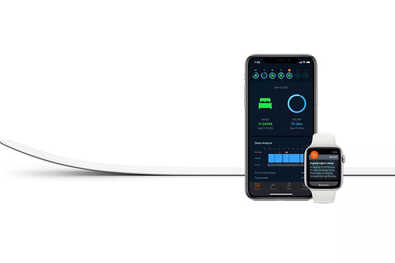 Apple släpper ny version av Beddit