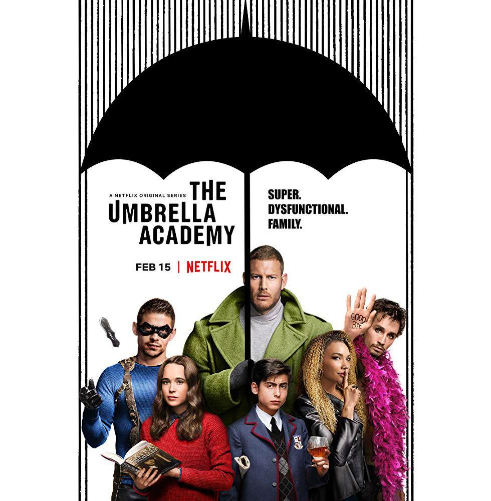 Teaser för The Umbrella Academy
