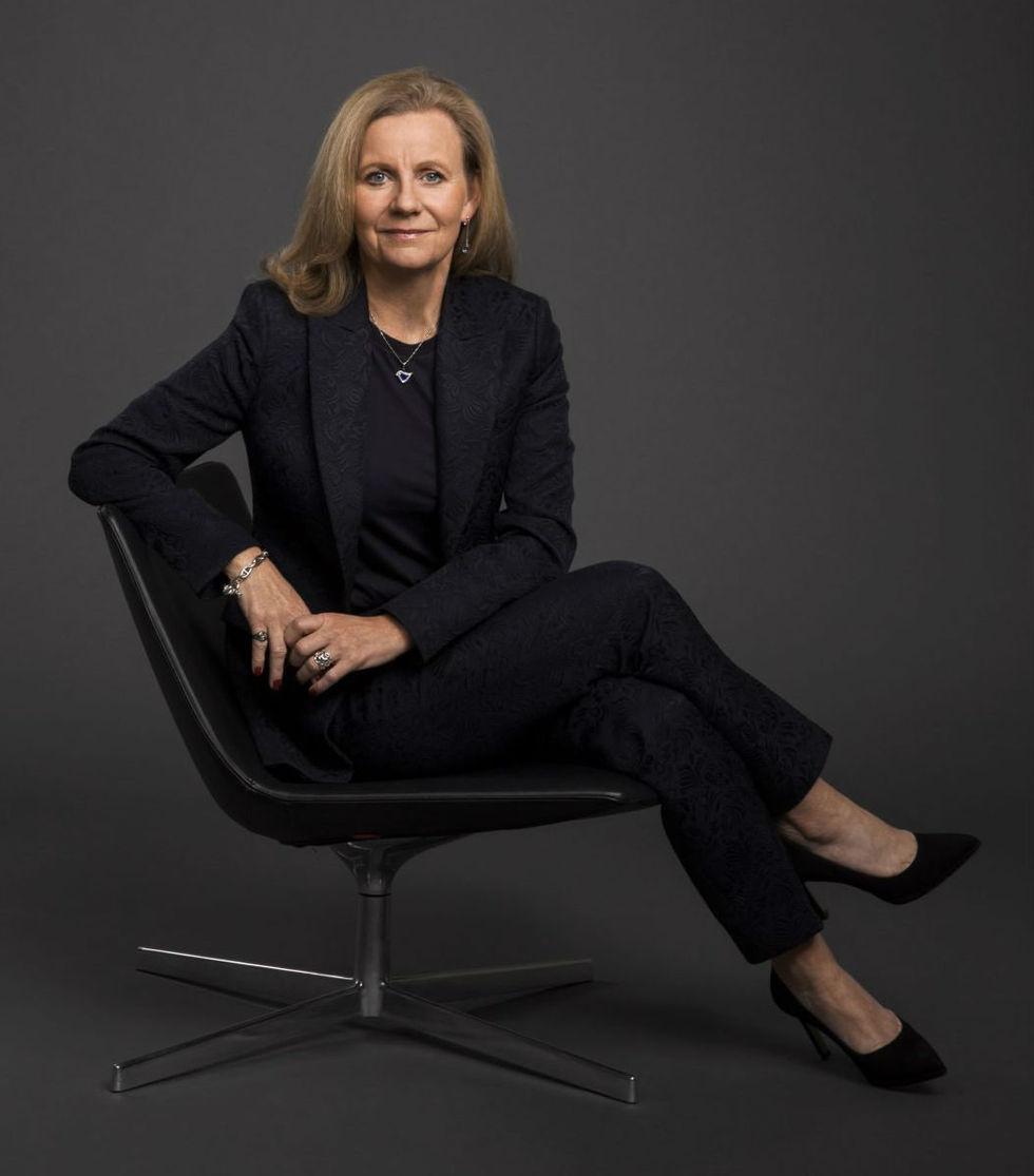 Hélène Barnekow blir ny vd på Microsoft Sverige