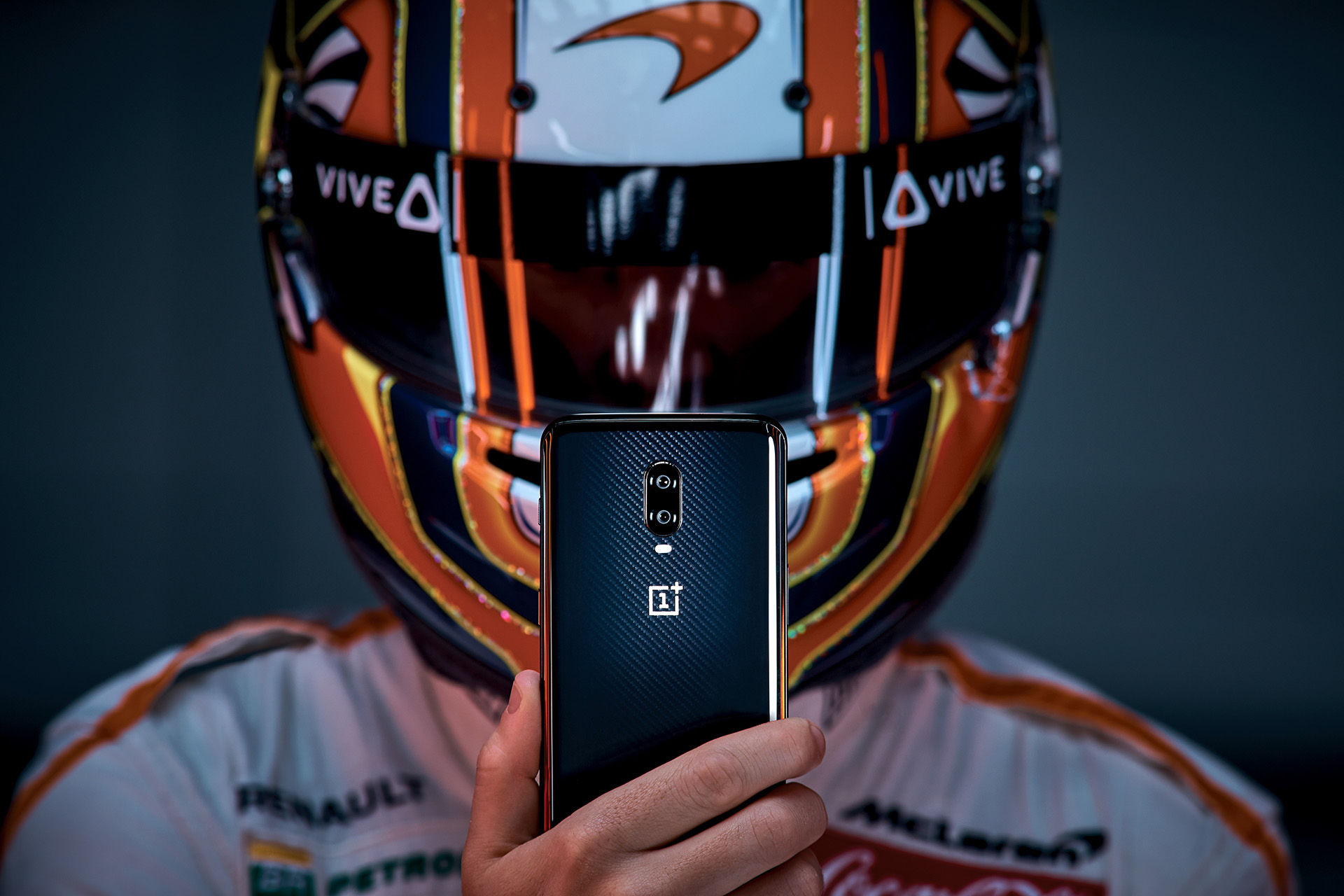 OnePlus presenterar 6T McLaren Edition
