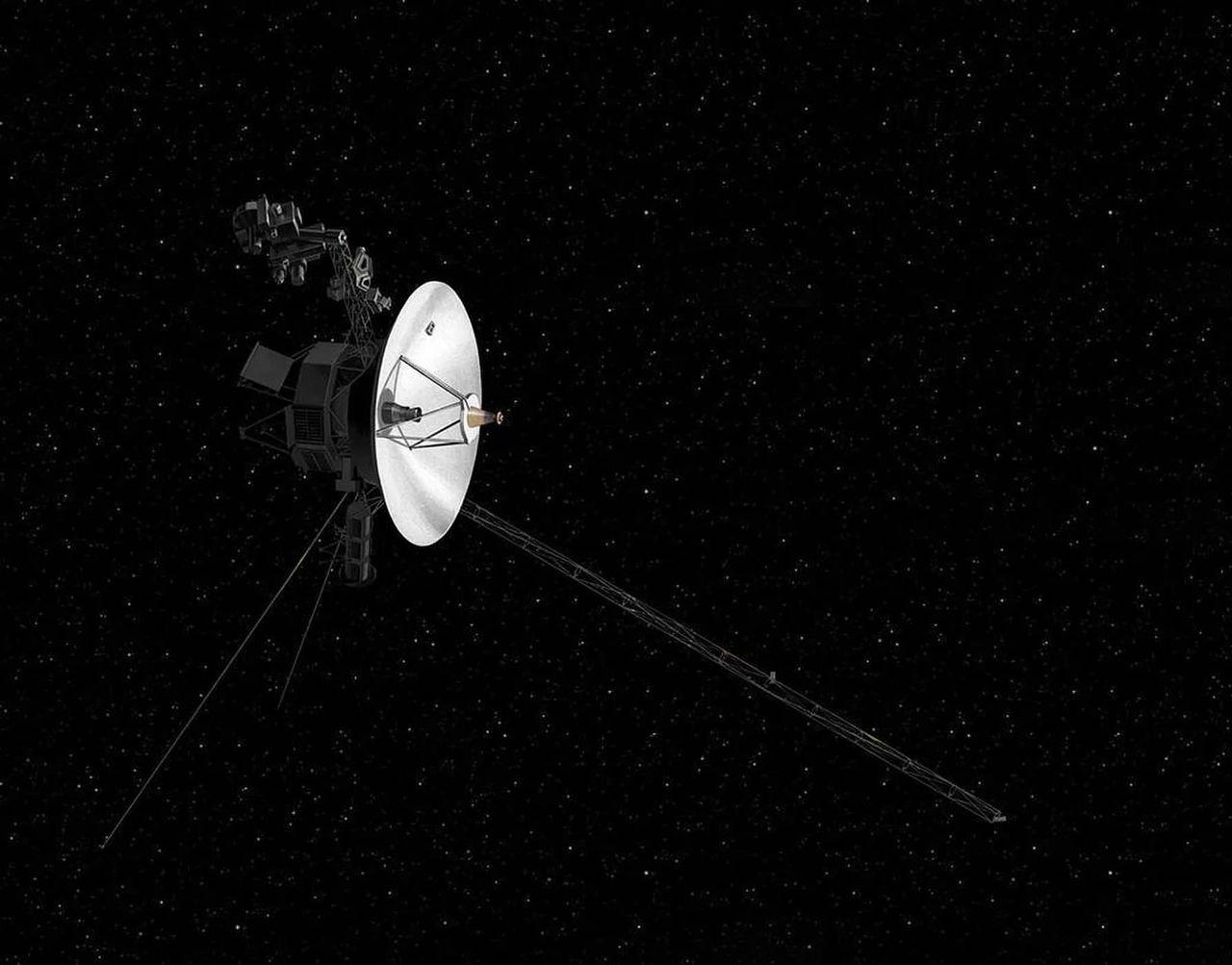 Nu har Voyager 2 nått den interstellära rymden