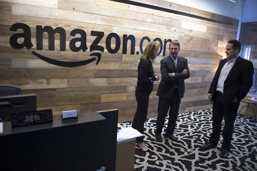 Amazon kör svensk presskonferens i morgon